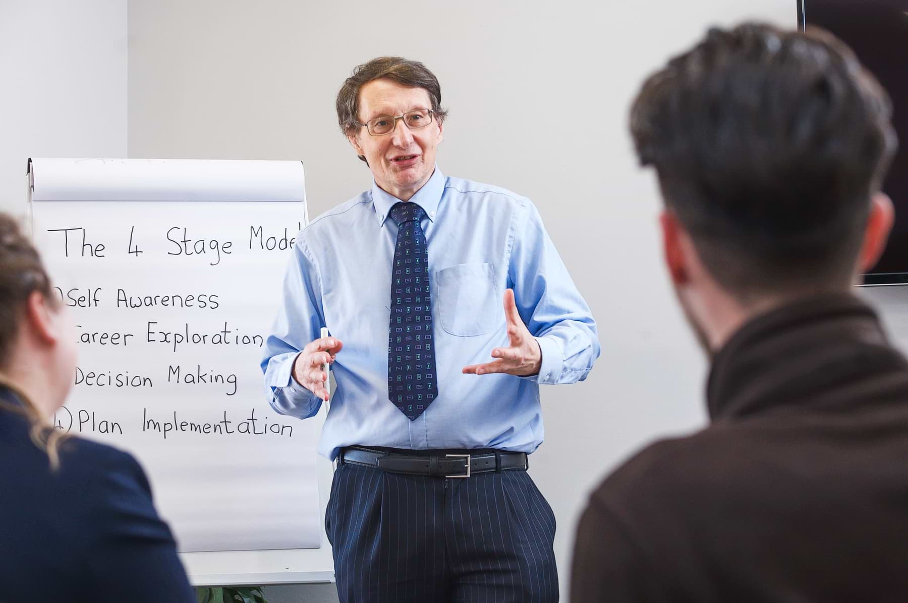 Career Advice Seminars - Alistair Stirling Careers Consultancy